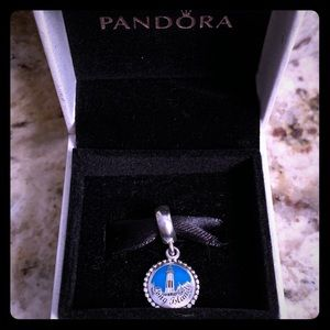 Pandora Long Island Exclusive New York Charm